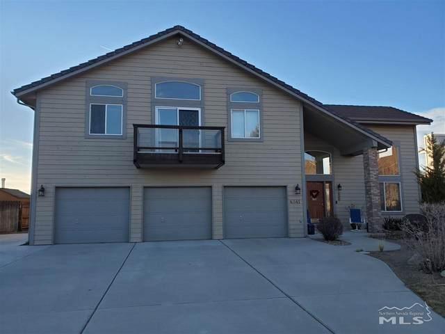 4341 W Hidden Valley, Reno, NV 89502 (MLS #210002198) :: Vaulet Group Real Estate