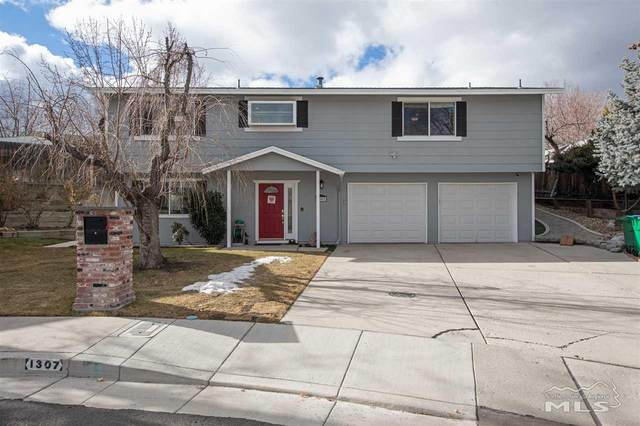 1307 King James Court, Reno, NV 89503 (MLS #210002199) :: Craig Team Realty