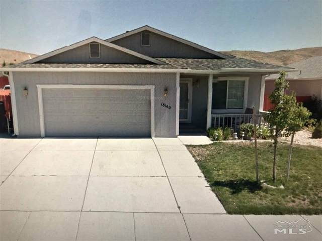 18140 Baby Bear Court, Reno, NV 89508 (MLS #210002204) :: Chase International Real Estate