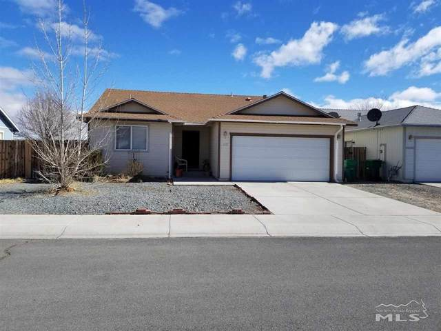 107 Relief Springs Rd, Fernley, NV 89408 (MLS #210002209) :: Chase International Real Estate