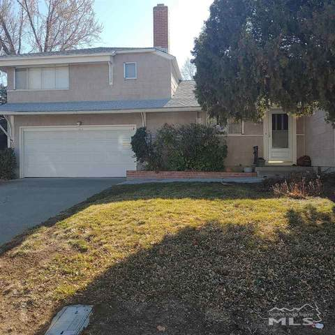 855 Ruby Ave, Reno, NV 89503 (MLS #210002212) :: NVGemme Real Estate