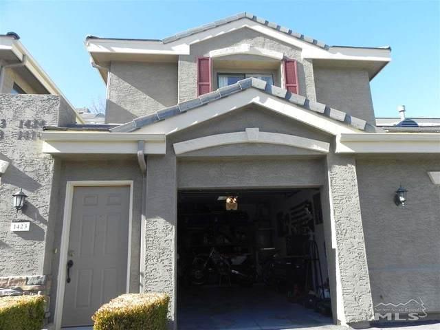900 S Meadows # 1423 #1423, Reno, NV 89408 (MLS #210002213) :: Krch Realty