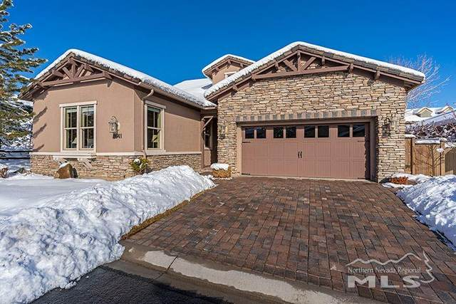 8641 18th Hole Trail, Reno, NV 89523 (MLS #210002223) :: Chase International Real Estate
