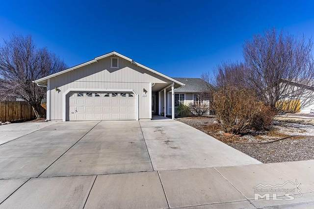 2351 Ruddy Way, Sparks, NV 89441 (MLS #210002224) :: Chase International Real Estate