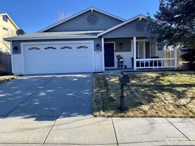 6920 Sandia Dr., Reno, NV 89523 (MLS #210002226) :: Chase International Real Estate