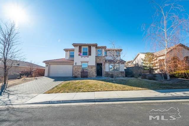 1035 S University Park Loop, Reno, NV 89512 (MLS #210002229) :: Chase International Real Estate