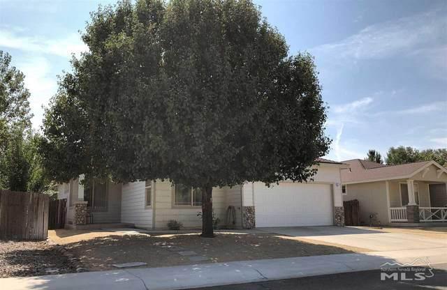708 Red Jacket Drive, Dayton, NV 89403 (MLS #210002235) :: Chase International Real Estate