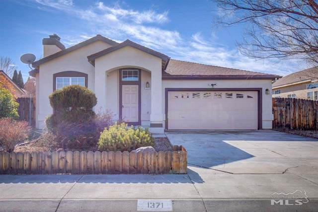1371 Shadowridge, Carson City, NV 89706 (MLS #210002237) :: Chase International Real Estate