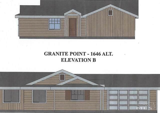 283 Granite Court Lot 40, Dayton, NV 89403 (MLS #210002258) :: Chase International Real Estate