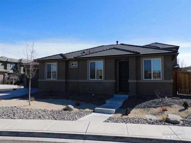 6813 Peppergrass, Sparks, NV 89436 (MLS #210002259) :: NVGemme Real Estate