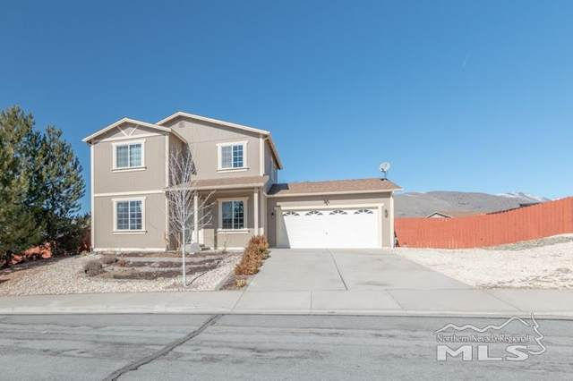 17531 Desert Lake Dr., Reno, NV 89508 (MLS #210002266) :: Chase International Real Estate