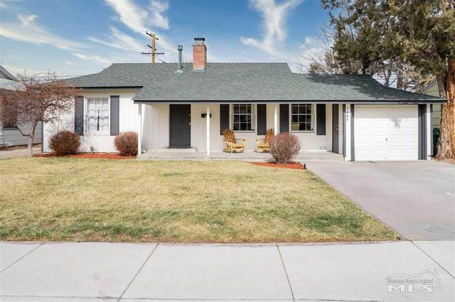 1487 Westfield Avenue, Reno, NV 89509 (MLS #210002267) :: The Mike Wood Team