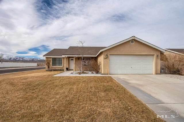1340 White Bluffs Circle, Fernley, NV 89408 (MLS #210002271) :: NVGemme Real Estate