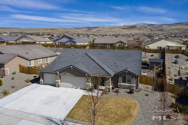 7394 Comet Ct., Sparks, NV 89436 (MLS #210002272) :: Chase International Real Estate