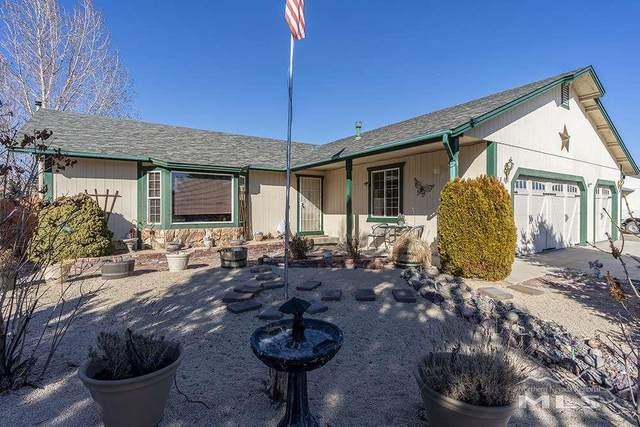 1002 Ringneck Way, Sparks, NV 89441 (MLS #210002278) :: NVGemme Real Estate