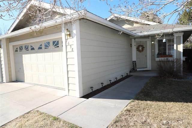 7658 Devonshire Lane, Reno, NV 89511 (MLS #210002291) :: The Mike Wood Team