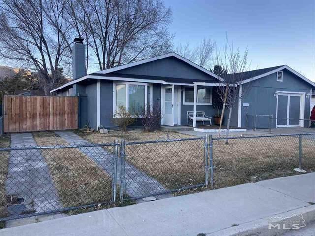 300 W Applegate, Carson City, NV 89706 (MLS #210002317) :: Chase International Real Estate