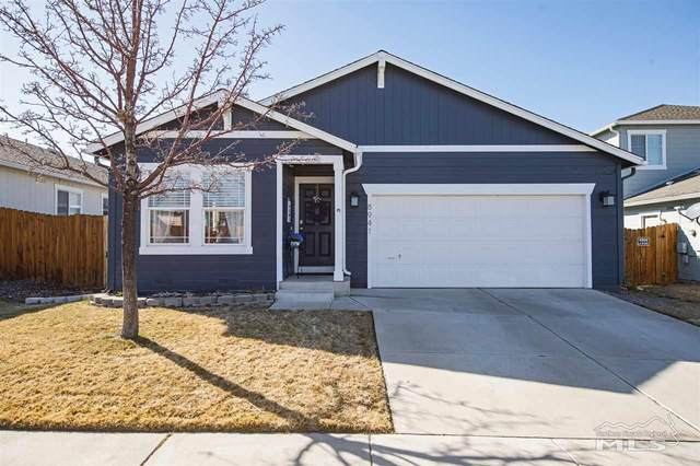 8941 Kemmer Street, Reno, NV 89506 (MLS #210002333) :: The Mike Wood Team
