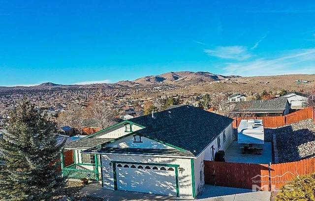 5741 Cinnamon Court, Sun Valley, NV 89433 (MLS #210002347) :: NVGemme Real Estate