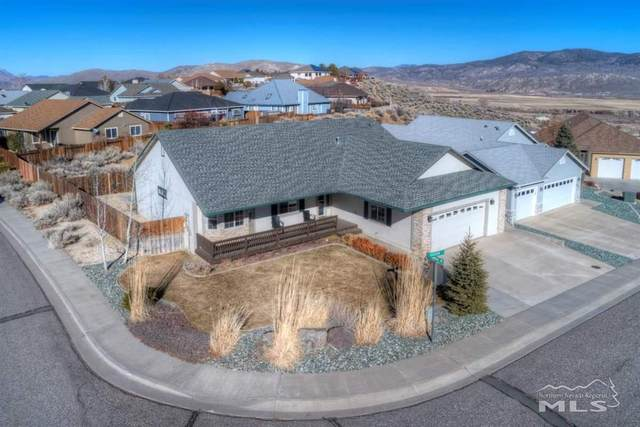 1020 Ridgeview Court, Carson City, NV 89705 (MLS #210002376) :: NVGemme Real Estate