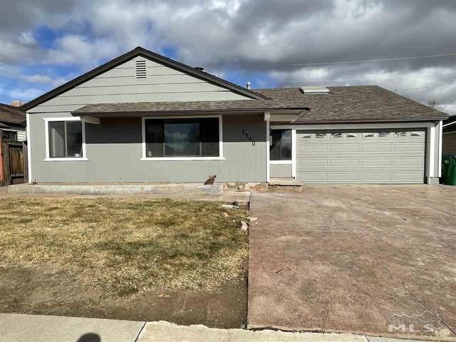 1440 Upton, Sparks, NV 89431 (MLS #210002385) :: NVGemme Real Estate