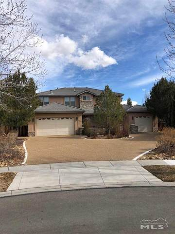 3133 Scarlet Oaks Ct., Sparks, NV 89436 (MLS #210002390) :: Vaulet Group Real Estate