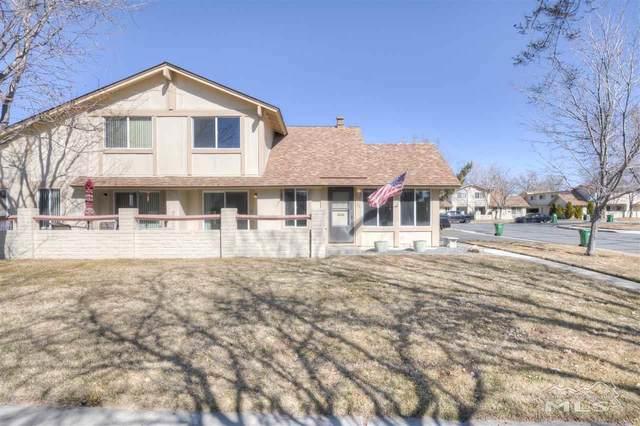 31 Condor Circle, Carson City, NV 89701 (MLS #210002392) :: NVGemme Real Estate