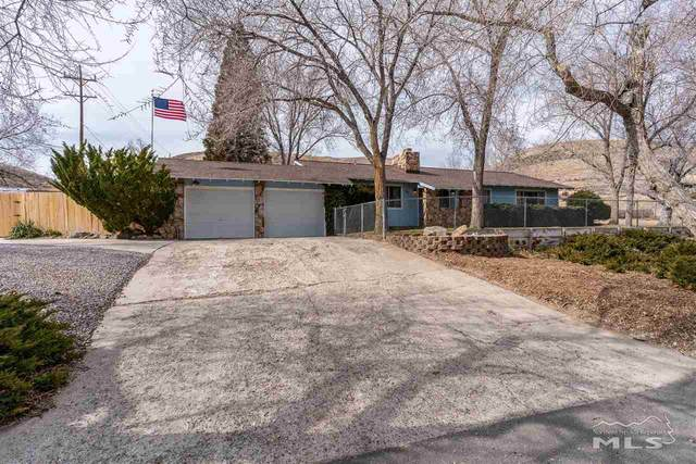 4280 Voltaire St., Carson City, NV 89703 (MLS #210002394) :: Vaulet Group Real Estate