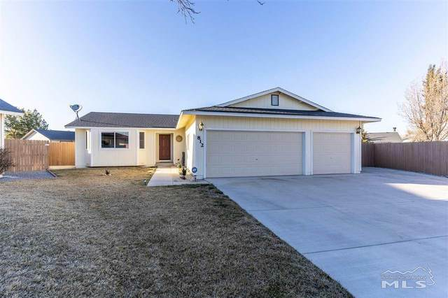 812 Brittany Ct., Fernley, NV 89408 (MLS #210002396) :: Chase International Real Estate