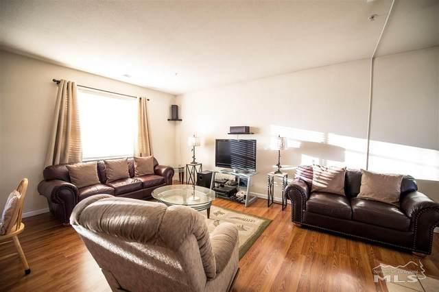 2377 Napoli Drive, Sparks, NV 89434 (MLS #210002398) :: Vaulet Group Real Estate