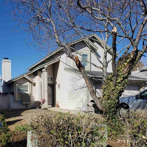 2779 Chavez, Reno, NV 89502 (MLS #210002399) :: The Mike Wood Team