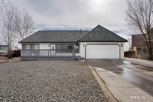 25 Rosetta Stone Crt., Sparks, NV 89441 (MLS #210002401) :: NVGemme Real Estate