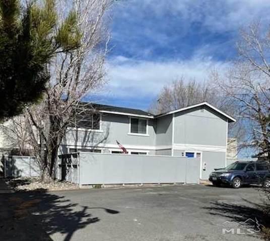 3190 Woodside Drive, Carson City, NV 89701 (MLS #210002406) :: NVGemme Real Estate