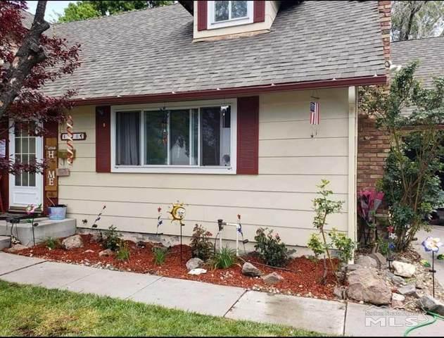 4670 Almond Drive, Reno, NV 89502 (MLS #210002414) :: Theresa Nelson Real Estate