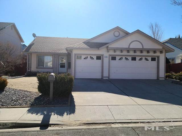 7966 White Falls Drive, Reno, NV 89506 (MLS #210002415) :: Chase International Real Estate