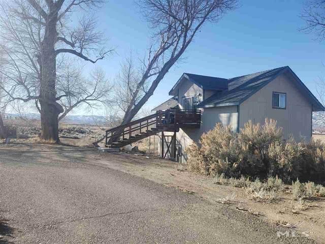 1665 Toler, Gardnerville, NV 89410 (MLS #210002417) :: Chase International Real Estate