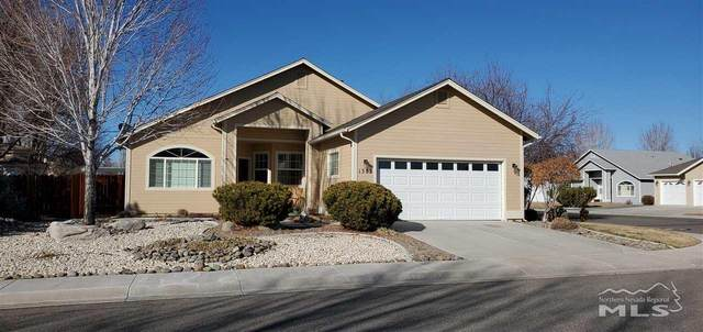 1382 Hastings Lane, Gardnerville, NV 89410 (MLS #210002418) :: NVGemme Real Estate