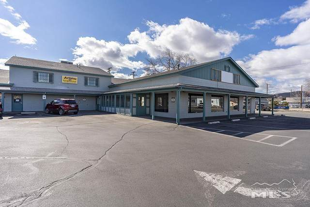 41-95 W Main St 41-95, Fernley, NV 89408 (MLS #210002423) :: Chase International Real Estate