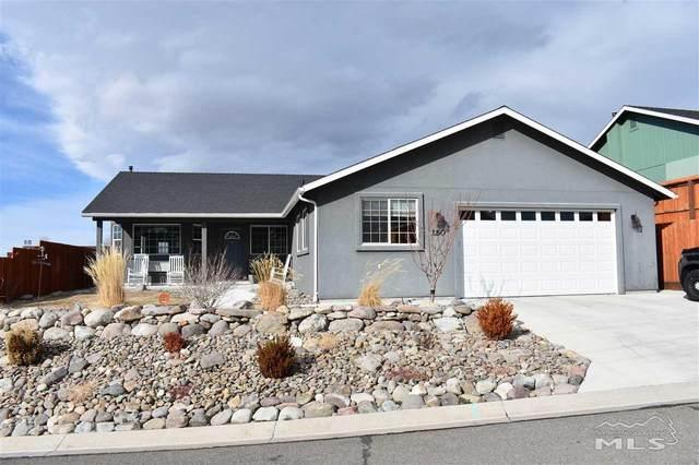 260 Walker, Gardnerville, NV 89410 (MLS #210002434) :: Chase International Real Estate