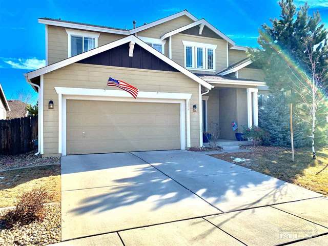 8904 Sorcha St., Reno, NV 89506 (MLS #210002435) :: The Mike Wood Team