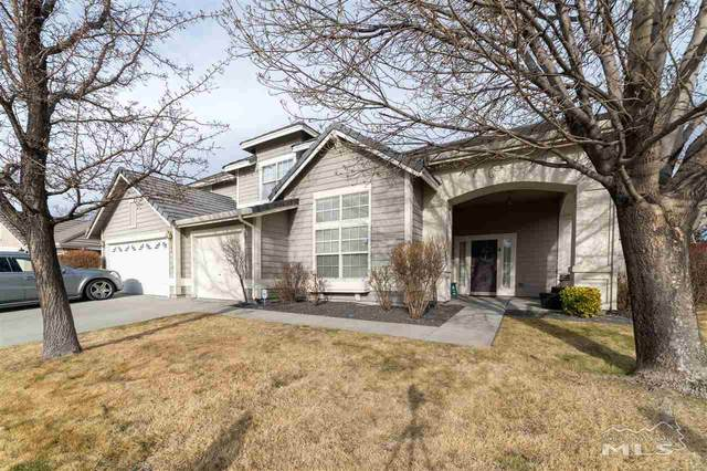 9720 Rolling Rock Court, Reno, NV 89521 (MLS #210002446) :: The Mike Wood Team