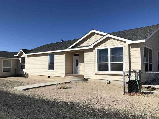 7175 Blueberry St, Silver Springs, NV 89429 (MLS #210002460) :: Colley Goode Group- eXp Realty