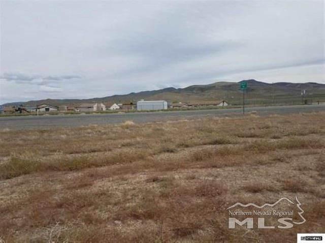 3960 Us Highway 50, Fernley, NV 89429 (MLS #210002464) :: Chase International Real Estate