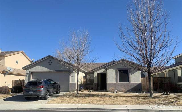 2581 Spring Flower Dr., Reno, NV 89521 (MLS #210002466) :: Vaulet Group Real Estate