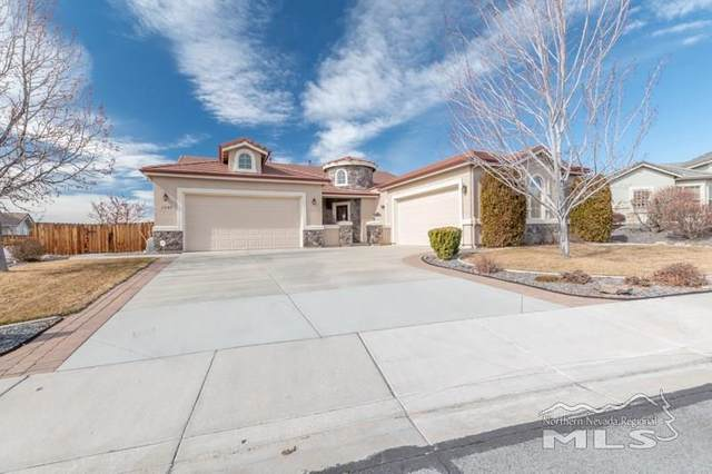 7587 Desert Vista Dr., Sparks, NV 89436 (MLS #210002467) :: Vaulet Group Real Estate