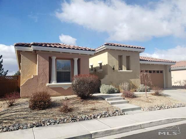 2079 Corleone, Sparks, NV 89434 (MLS #210002469) :: Vaulet Group Real Estate