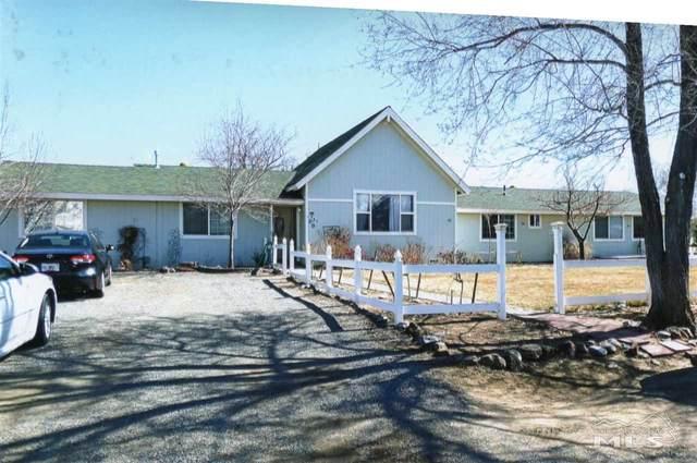 985 Dean Drive, Gardnerville, NV 89460 (MLS #210002483) :: NVGemme Real Estate