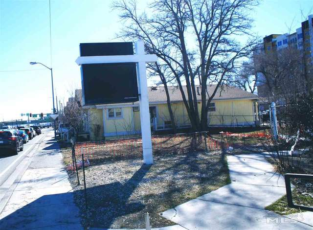337 Pyramid Way, Sparks, NV 89431 (MLS #210002488) :: Vaulet Group Real Estate