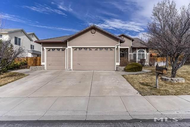 951 S University Park Loop, Reno, NV 89512 (MLS #210002496) :: Craig Team Realty