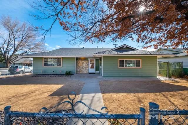 1601 Vance Way, Sparks, NV 89431 (MLS #210002497) :: Vaulet Group Real Estate
